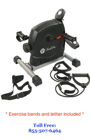Stel'Air Magnetic Medical Exercise Pedaller YL-832