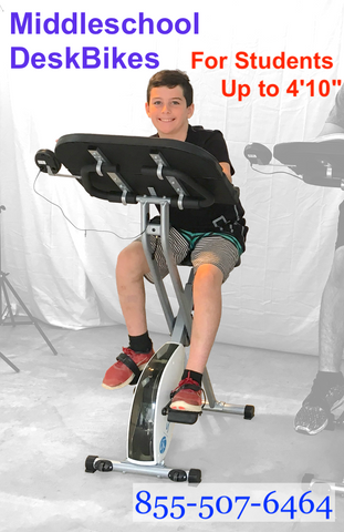 Classroom Bike Desk for Middle School JL-824MS