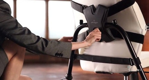 ... OfficeGym Resistance Chair Attachment ... & OfficeGym Resistance Chair Attachment u2013 The Inside Trainer Inc.