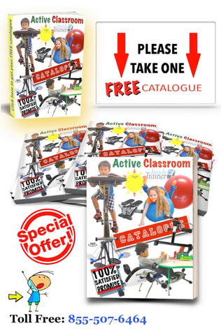 Free Active Classroom Catalogue
