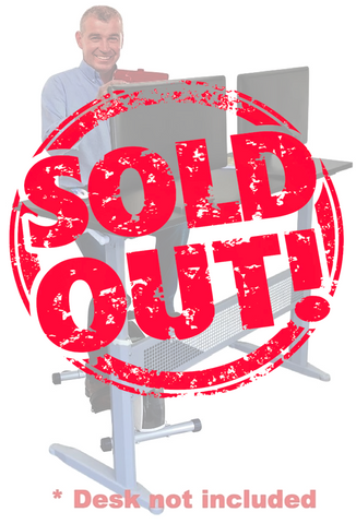 SOLD OUT! Stel'Air Seated Standing Desk Cycle JL-647 (SIP Special)