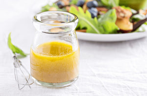 Lemon-Garlic Dressing