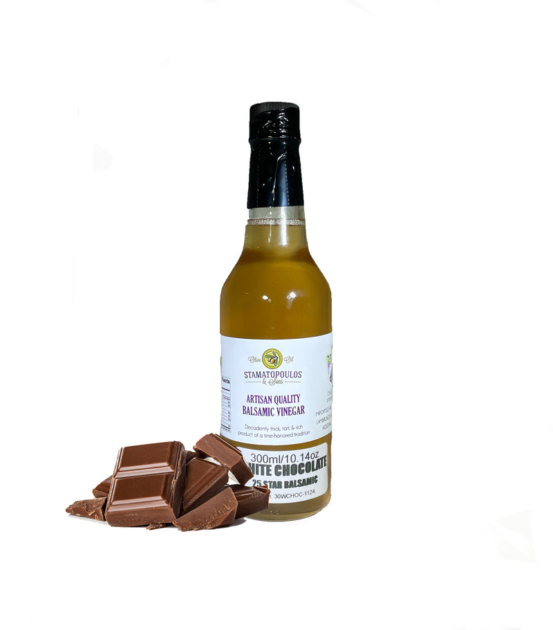 Chocolate White Balsamic Vinegar