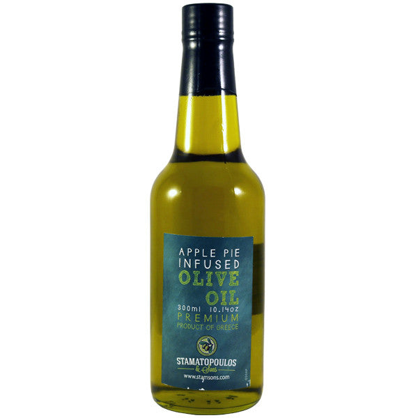 Apple Pie Infused Olive Oil