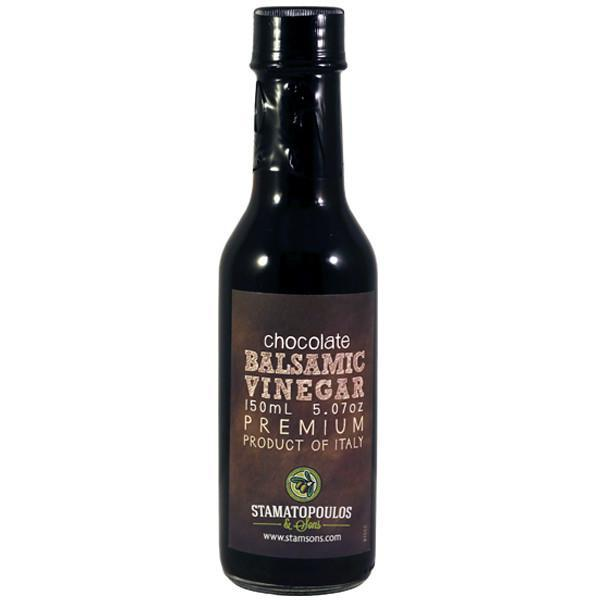 Chocolate Balsamic Vinegar
