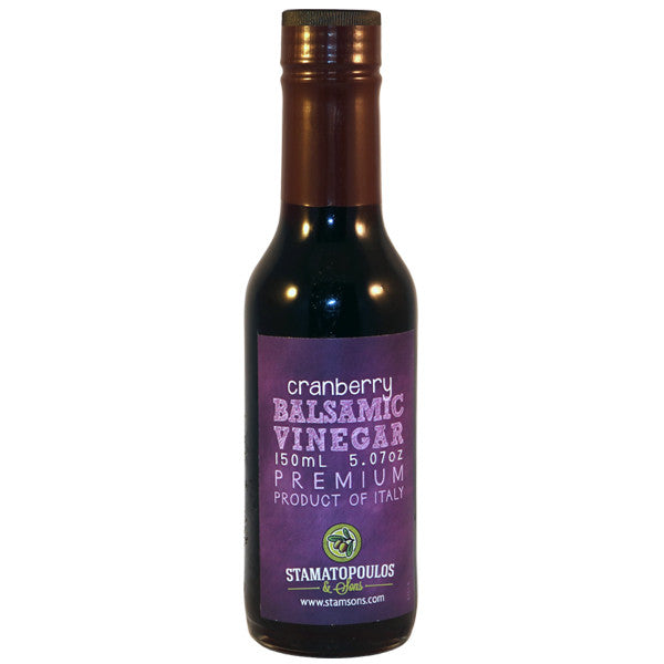 Cranberry Balsamic Vinegar