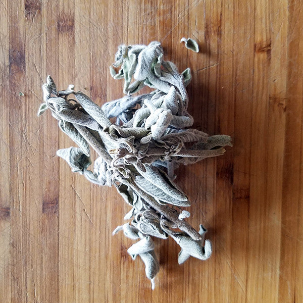Sage - (Salvia Officinalis) - 40 grams