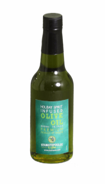Holiday Spirit Infused Olive Oil