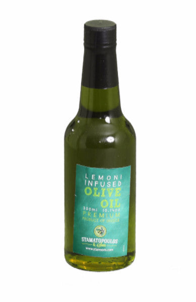 Lemoni Infused Olive Oil