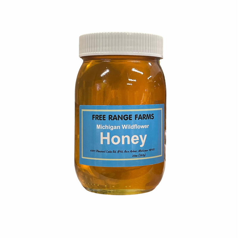 Free Range Farms Honey