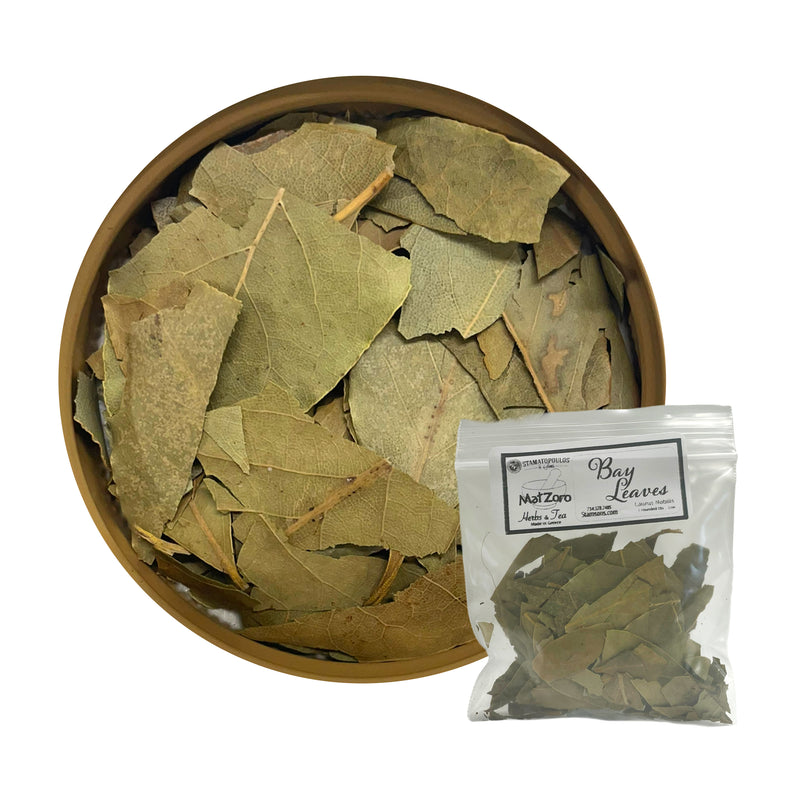 Bay Leaves (Laurus nobilis) - 25 grams