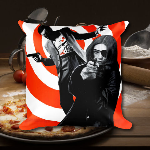 """Thriller"" Pillow"