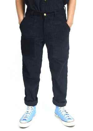 9 to 9 Work Pant Up cycled Cord