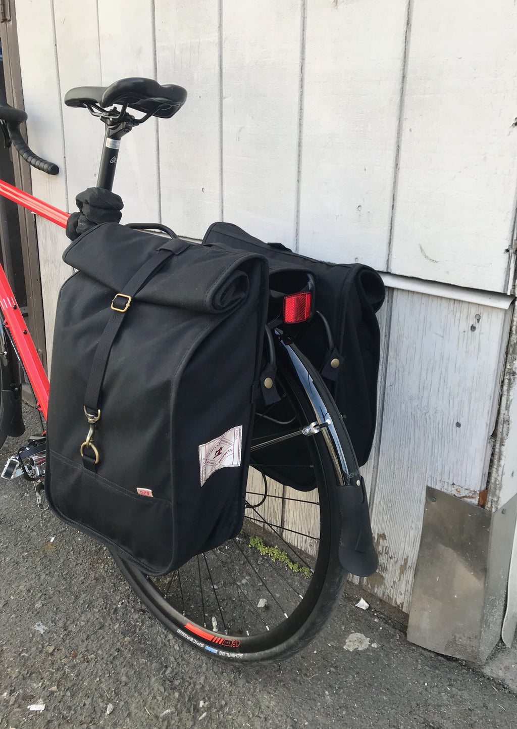 Custom Panniers / Saddle Bags (Bicycle & Motorbike)