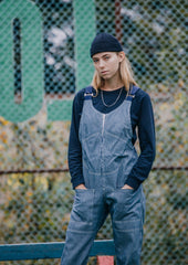 The Zip'in Overalls
