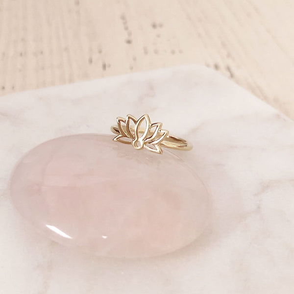 Sohan - Lotus Ring - Kurafuchi
