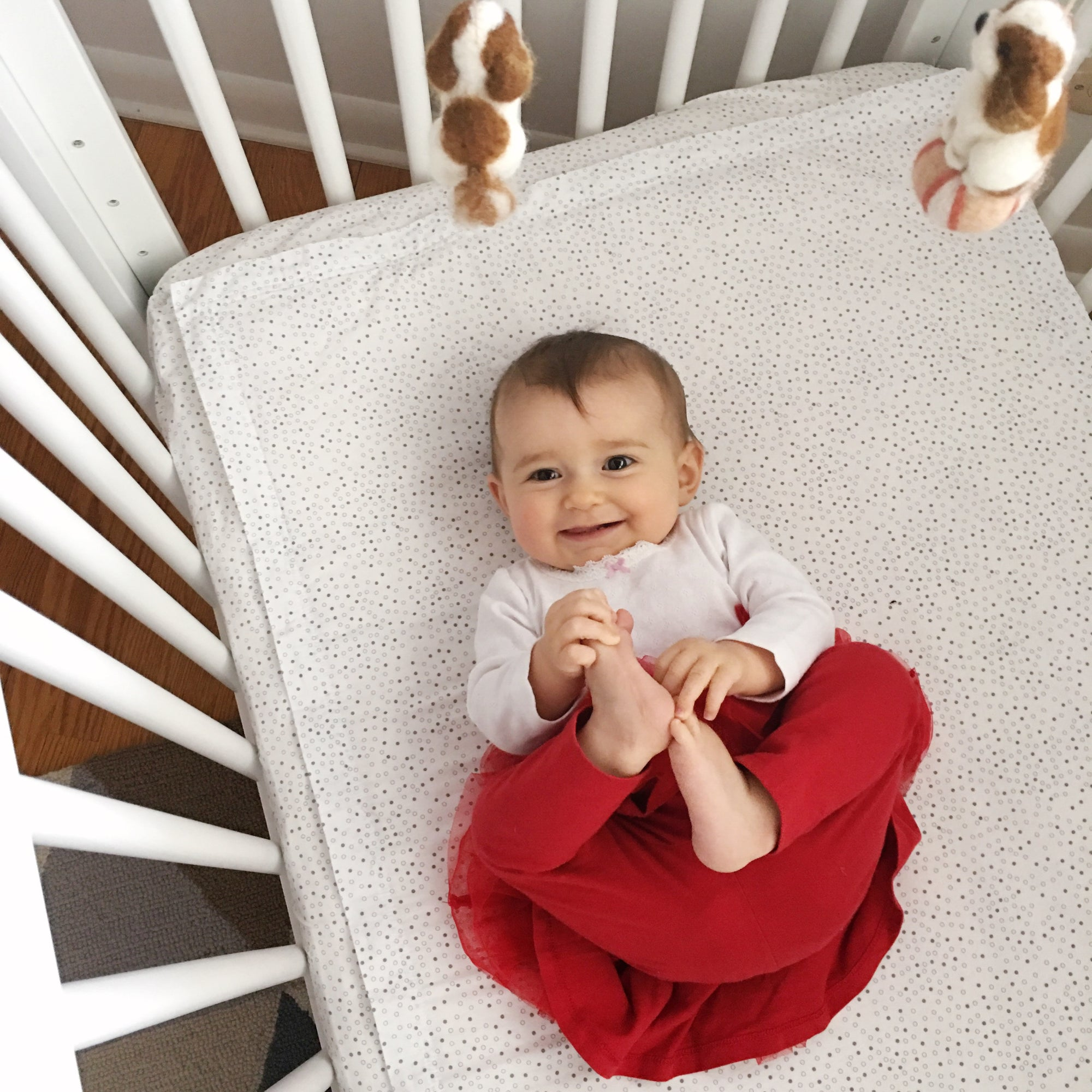 Crib Bedding and Safety Concerns