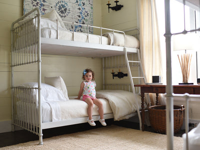 The Best Sheets for Bunk Beds!