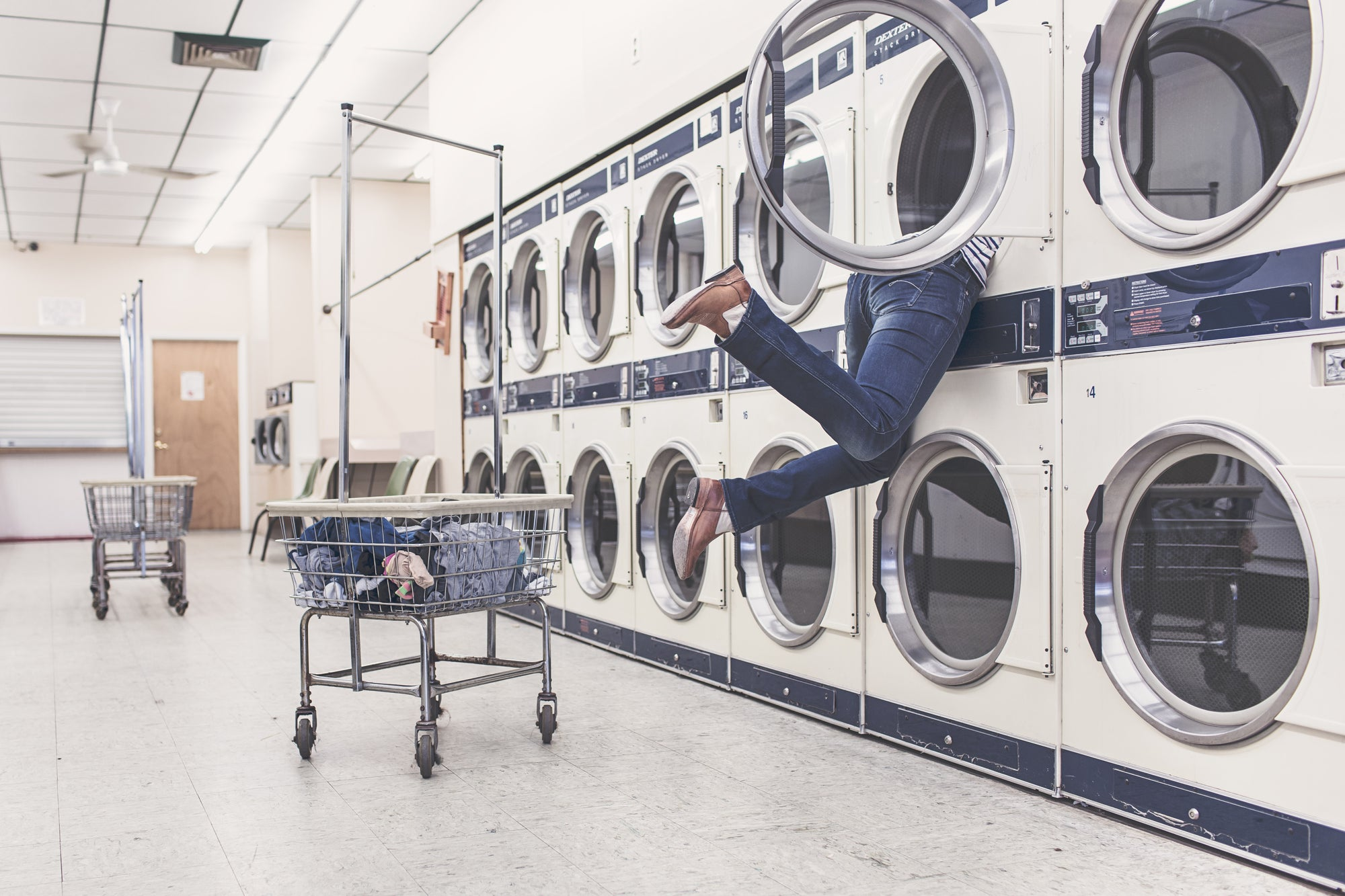 5 Laundry Tips from a College Student