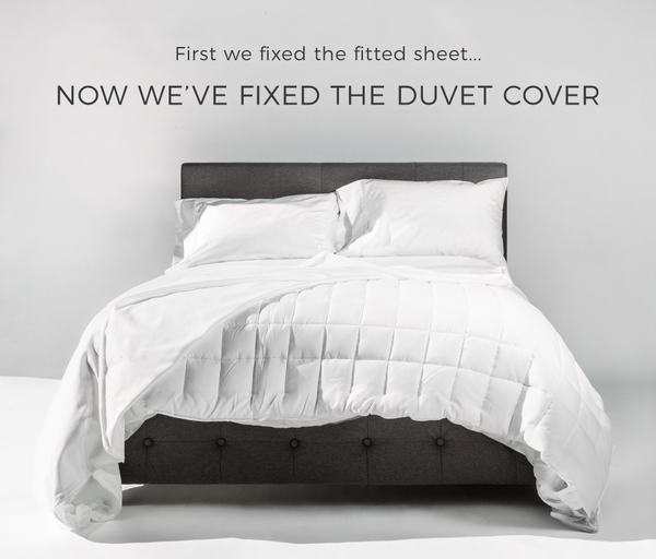 The QuickZip Duvet Cover