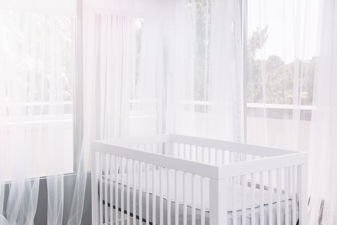 Crib Safety 101 - What to Know and Why It's So Important