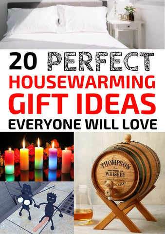 20 perfect housewarming gifts to make you the favorite for Practical housewarming gift ideas