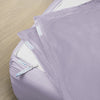 Premium Starter Pack in Lavender, Percale Cotton (includes 1 base + 2 zip-on sheets)