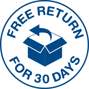 Free Returns for 30 Days
