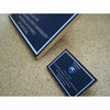 Accounting B.S. 2020 plaque and magnet
