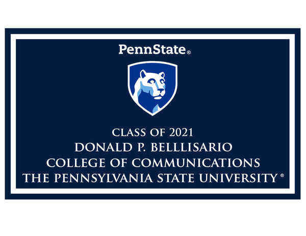 Donald P. Bellisario College of Communications - Class of 2021