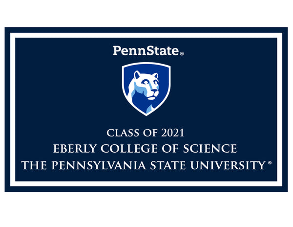 Eberly College of Science - Class of 2021