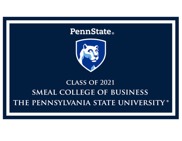 Smeal College of Business - Class of 2021