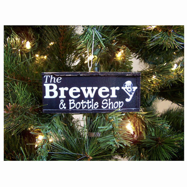 Brewery Ornament