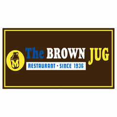 Brown Jug Rectangle