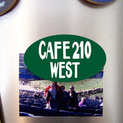 Cafe 210 West Magnet