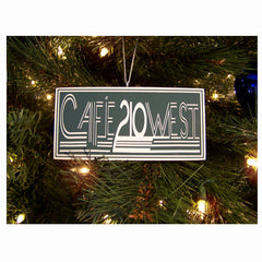 Cafe 210 Ornament