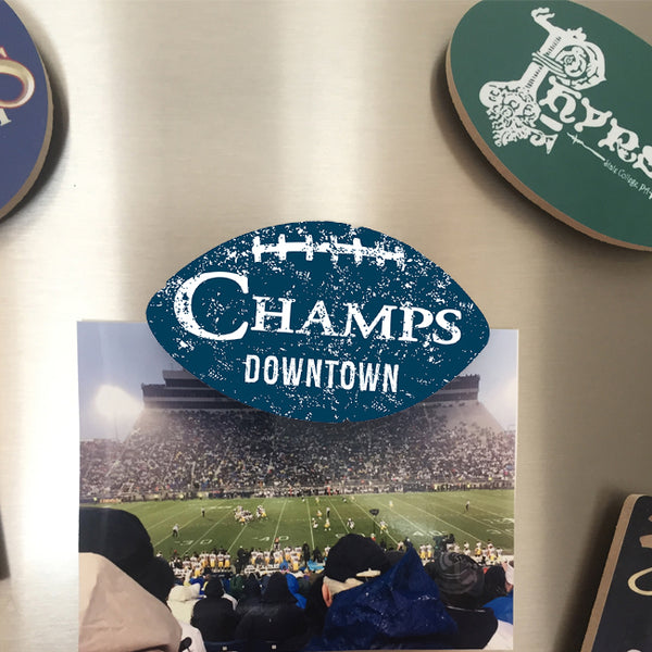 Champs Downtown Magnet
