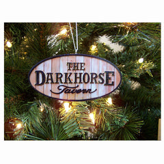 Darkhorse Ornament