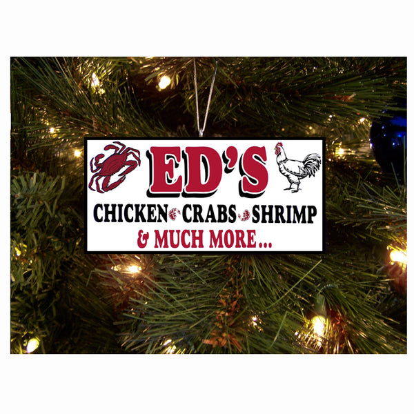 Ed's Ornament