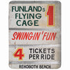 Funland's Flying Cage