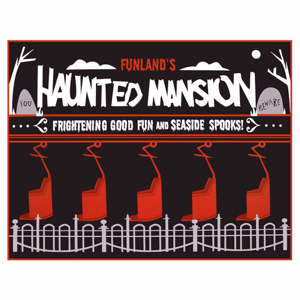 Funland's Haunted Mansion