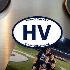 Happy Valley Magnet