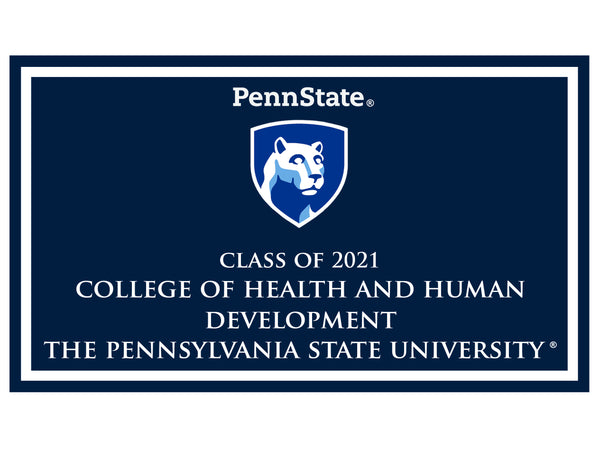 College of Health and Human Development - Class of 2021