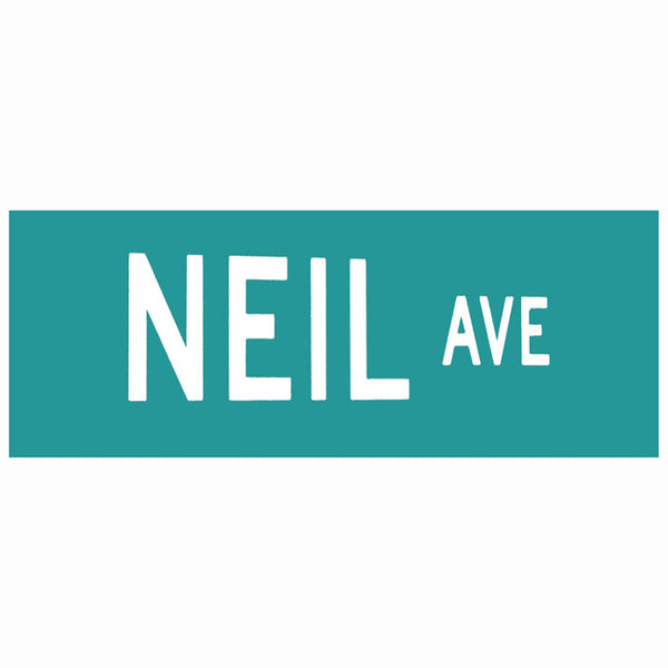 Neil Ave.