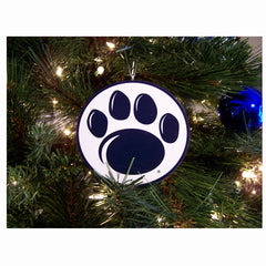 PSU Lion Paw Ornament