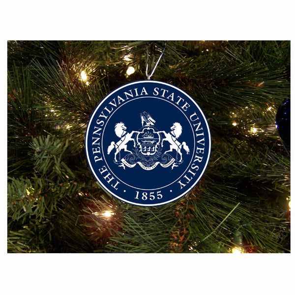 University Seal Ornament