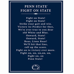 Penn State Fight On State