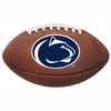 Football with Penn State logo