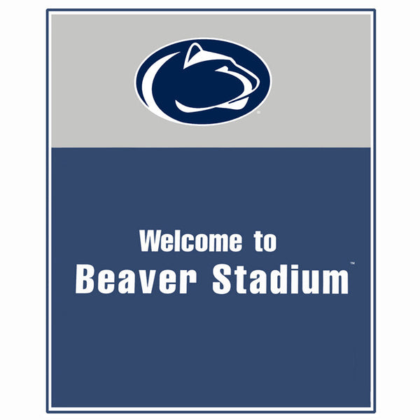 Welcome to Beaver Stadium