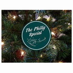 Philly Special Christmas Ornament